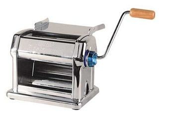 """Omcan (FMA) 13231 Manual Pasta Sheeter with 8-1/4"""" Roller"""
