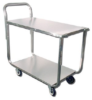 Omcan (FMA) 23731 Solid Welded Stock Cart