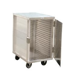 """Omcan (FMA) 23775 Mobile Enclosed Cabinet 36-1/2"""""""