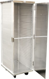 Omcan (FMA) 24223 Mobile Enclosed Cabinet 66-1/4""