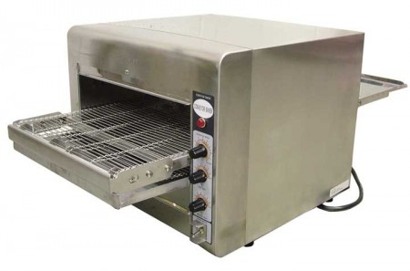 "Omcan (FMA) 11387 Conveyor Oven with 14"" Conveyor Belt"