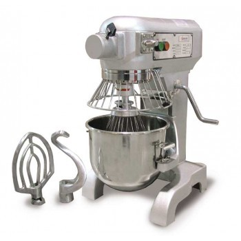 Omcan (FMA) 20467 Planetary Mixer with Guard 10 Qt.