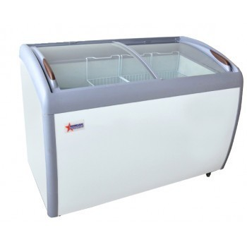 Omcan (FMA) 27941 Ice Cream Display Chest Freezer 50""