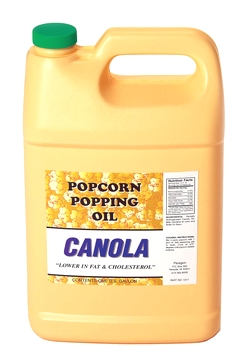 Paragon 1017 Canola Popcorn Popping Oil