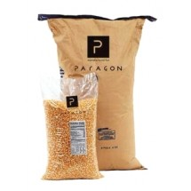 Paragon 1021 Bulk Yellow Corn Popcorn Bag - 50 Lb.