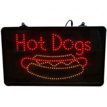 Paragon 1099 LED Hot Dog Lighted Sign