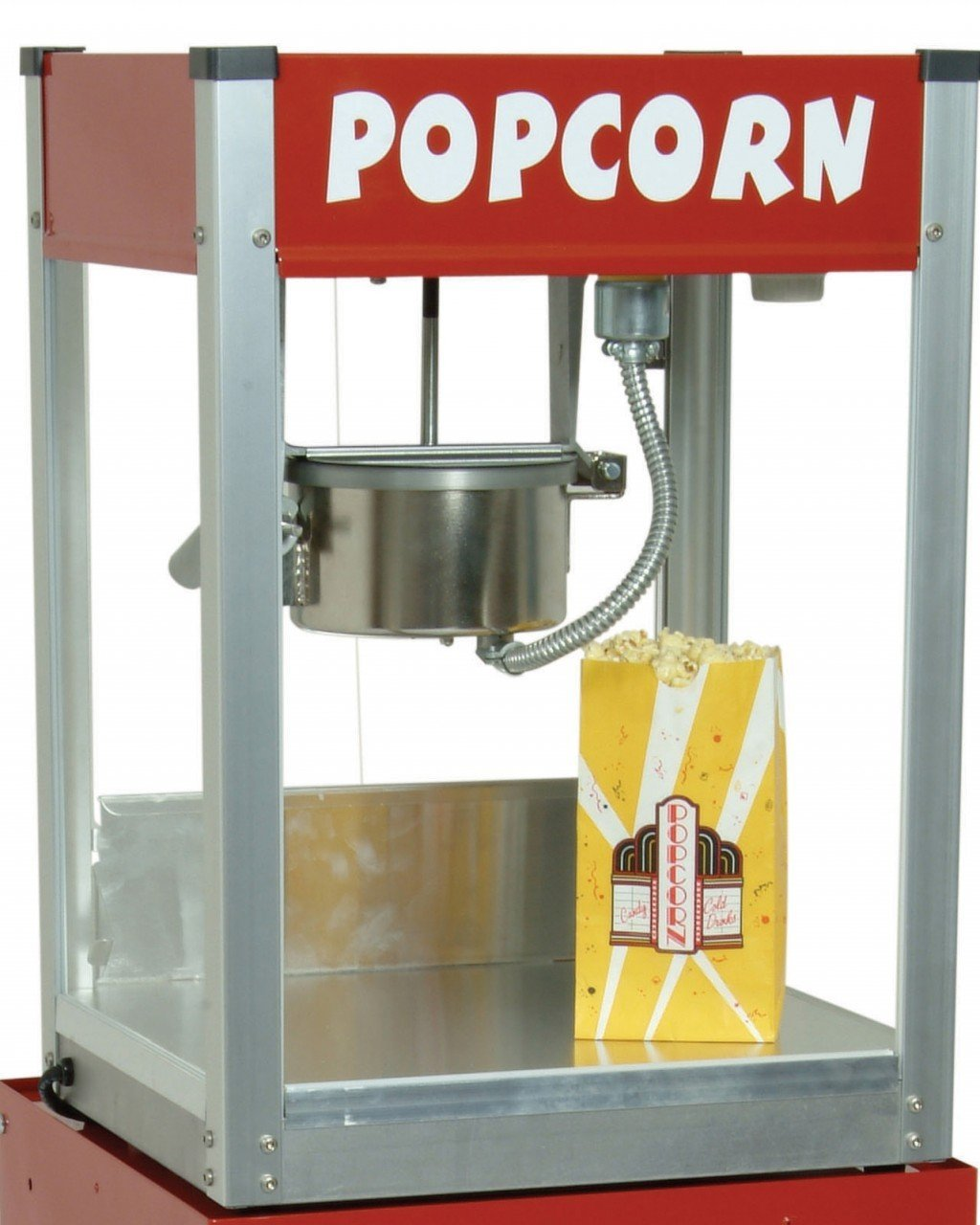 Paragon 1104510 Thrifty Pop Popcorn Machine 4 Oz.