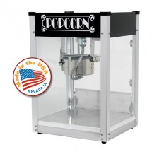 Paragon 1104520 Gatsby Black Popcorn Machine 4 Oz.