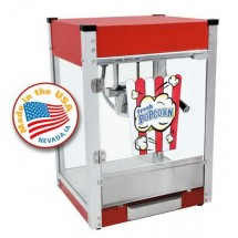 Paragon 1104800 Cineplex Red Popcorn Machine 4 Oz.