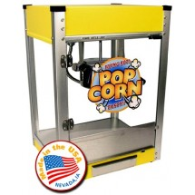 Paragon 1104850 Cineplex Yellow Popcorn Machine 4 Oz.