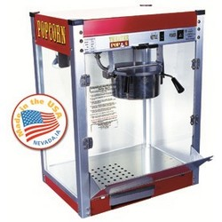 Paragon 1106110 Theater Pop Popcorn Machine 6 Oz.