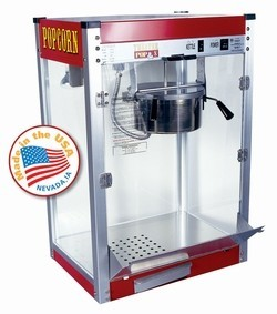 Paragon 1108110 Theater Pop Popcorn Machine 8 Oz.