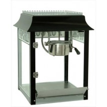 Paragon 1108820 Original 1911 Black Chrome Popcorn Machine 8 Oz.