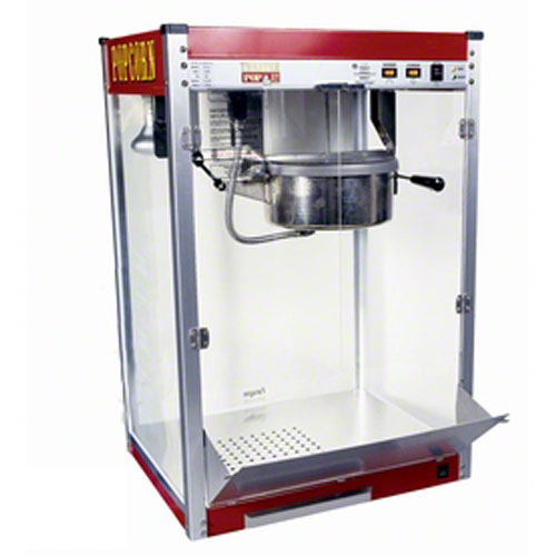 Paragon 1112110 Theater Pop Popcorn Machine 12 oz.