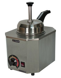 Paragon 2028D Pro-Deluxe #10 Warmer with Backside Heated Pump