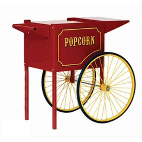 Paragon 3070010 Medium Cart for 6 and 8 oz. Popcorn Machine
