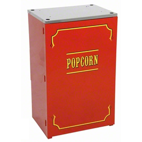 Paragon 3070210 Premium Red Stand for 6 and 8 oz. Theater Pop Popcorn Machines