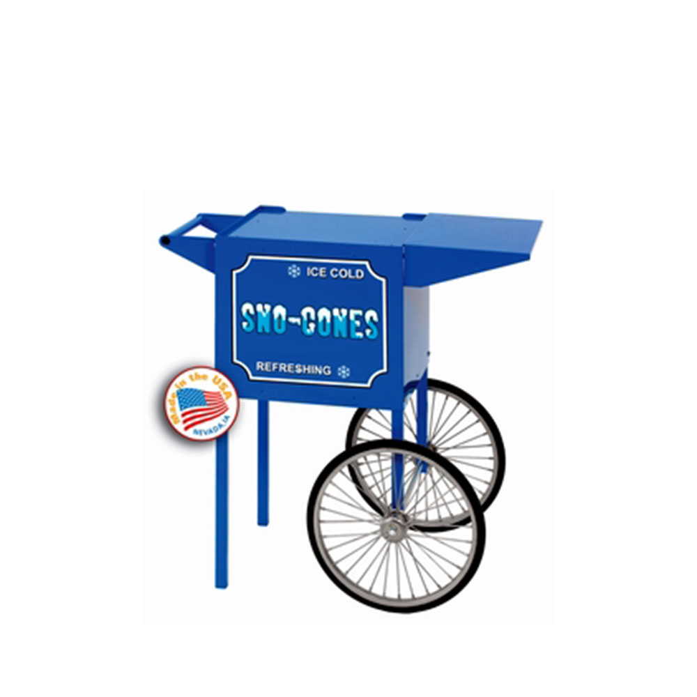 Paragon 3080030 Small Blue Sno Cone Cart