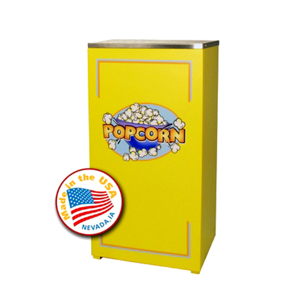 Paragon 3080850 Yellow Cineplex Popcorn Stand