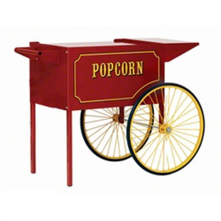 Paragon 3090010 Large Cart for 12 and 16 oz. Popcorn Machines