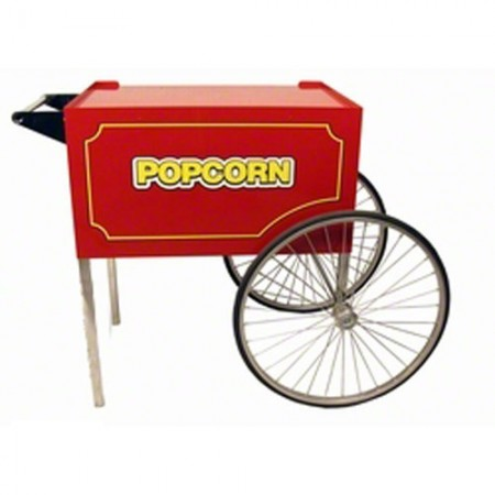 Paragon 3090030 Large Classic Cart for 14 and 16 oz. Popcorn Machines