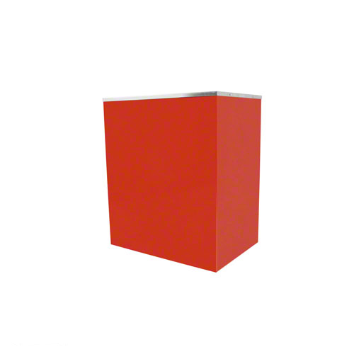 Paragon 3090310 Classic Red Popcorn Stand for 14 oz. Popcorn Machine