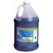Paragon 6206 Motla Sugar-Free Sno Cone Syrup, Grape One Gallon
