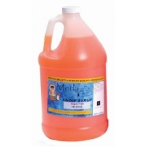 Paragon 6225 Motla Sugar-Free Sno Cone Syrup, Orange One Gallon
