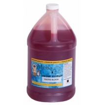 Paragon 6301 Motla Snow Cone Syrup Tigers Blood, One Gallon