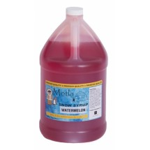 Paragon 6305 Motla Snow Cone Syrup Watermelon, One Gallon