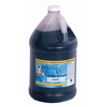 Paragon 6306 Motla Snow Cone Syrup Grape, One Gallon