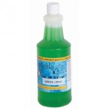 Paragon 6361 Motla Snow Cone Syrup Green Apple, One Quart