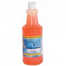 Paragon 6375 Motla Snow Cone Syrup Orange, One Quart