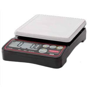 Pelouze 1812589 10 lb Compact Digital Scale
