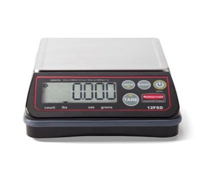 Pelouze 1812590 2 lb High Performance Digital Scale