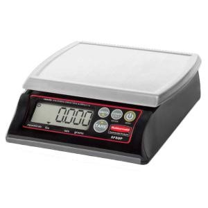 Pelouze 1812593 Premium Resin 6 lb Dishwasher Safe Digital Scale