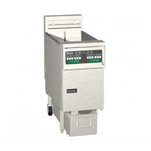 Pitco 1-SF-SE14RC-S Solstice Electric Fryer with SoloFilter High Power 50 Lb.