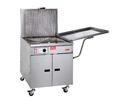 Pitco 34F Gas Fish Fryer With Mechanical Thermostat 150,000 BTU