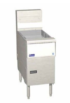 "Pitco BNB-SE14 Bread and Batter Cabinet with BNB Dump Station, 15 5/8"" Wide"