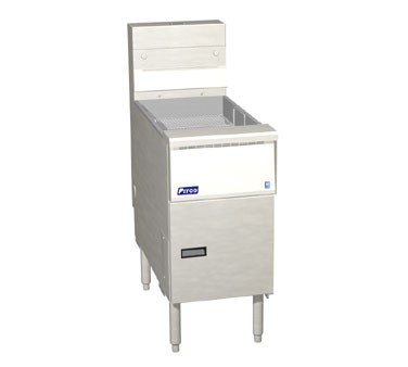 "Pitco BNB-SG14 Bread and Batter Cabinet with BNB Dump Station, 15 5/8"" Wide"