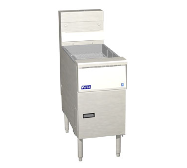 "Pitco BNB-SG18 Bread and Batter Cabinet with BNB Dump Station,  19-5/8"" Wide"