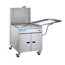 Pitco E24 Electric Donut Fryer 150 Lb. Oil Capacity