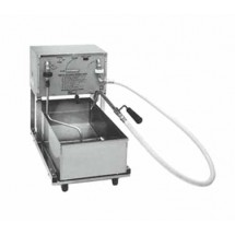 Pitco RP14 Low-Profile Mobile Fryer Filter 50 Lb. Capacity for Size 14 Fryers