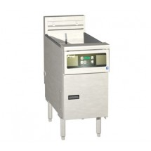 Pitco SE14-D Solstice Electric Fryer with Digital Controls 40 - 50 Lb.