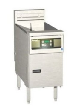 Pitco SE148R-C Solstice Electric Fryer with Computerized Cooking Control 60 Lb.