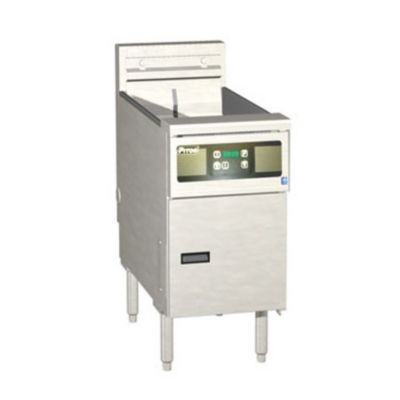 Pitco SE18-C Solstice Electric Fryer with Computerized Cooking Control 70 - 90 Lb.