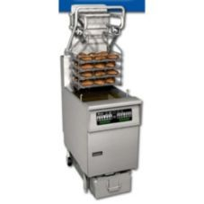 Pitco SFSG6H-C Solstice Gas Fryer 85 Lb. with EZ-Lift Rack System