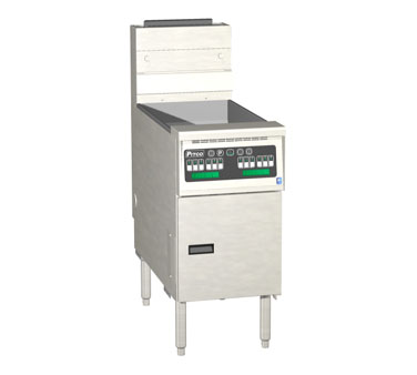Pitco SG14RS-C Gas Solstice Fryer High Power 42 - 50 Lb. 122,000 BTU