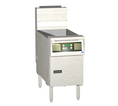 Pitco SG14RS-D Solstice Gas Fryer High Power with Digital Controls 42 - 50 Lb. 122,000 BTU