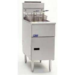 Pitco SG18S Solstice Commercial Gas Fryer 70- 90 Lb. Capacity